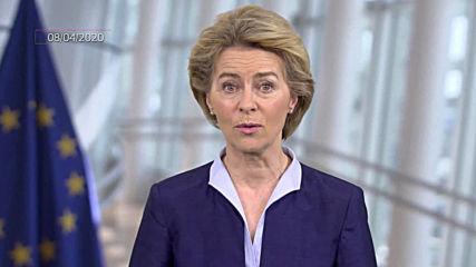 Belgium: Von der Leyen calls on EU states to lift medicines export ban amid coronavirus pandemic