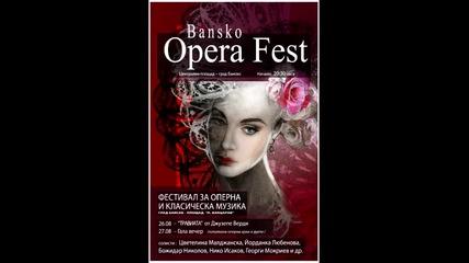 Bansko Opera Fest 2011
