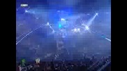 Wrestlemania 25 - John Cena vs Edge vs Big Show part 1