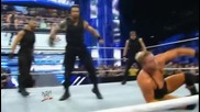wwe the shield triple powerbomb