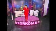 Zlata Petrovic - Djavo - Utorkom u 8 - (TvDmSat 2013)