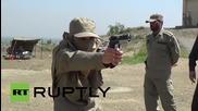 Pakistan: See Pakistan's all-female terrorist fighting force in training