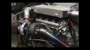 V8 Turbo Engine High Rpm Sounds Amazing