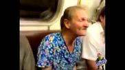 Луда баба пее