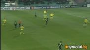 (3.11.10) Uefa Champions League Zilina 0 - 7 Marsille