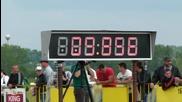 Vw Scirocco Хеед Ауто Тийм рекорд 8,579 на Писта Сливен