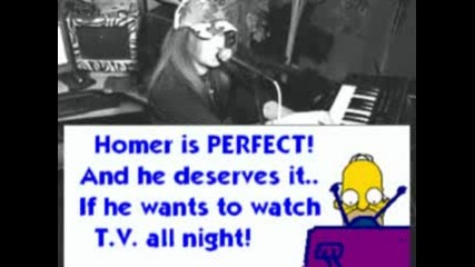 Homer is perfect