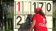 Ваня Стамболова с убедителна победа на 400 с препятствия