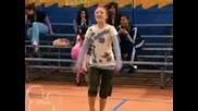 Hannah Montana Cheerleading