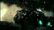 Batman Arkham Knight The Music Video Ft Breaking Benjamin Failure
