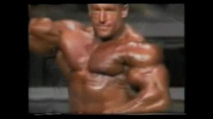 Markus ruhl, Ronnie coleman, And Dorian yates, Bodybuilding