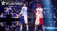 Twist and Pulse - Великобритания Търси Талант