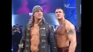 Wwe Cyber Sunday 2006 - Dx vs Rated Rko