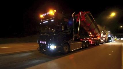 Scania R730 Road work