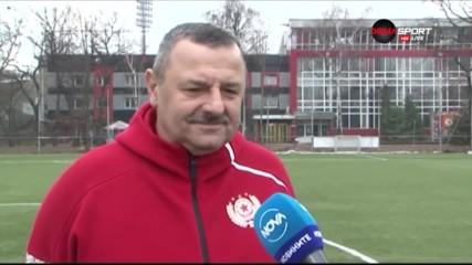 Стефан Яръмов разкри как е открил Десподов за големия футбол