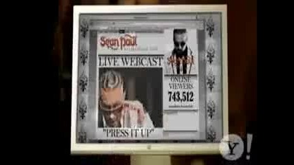 Sean Paul - Press It Up (official Video)