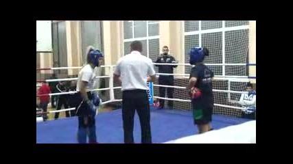 Доп Плевен 2012 - Албена Малчева киклайт рунд 2