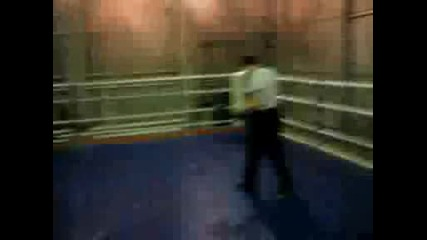 Taekwon - Do Itf vs. kickboxing