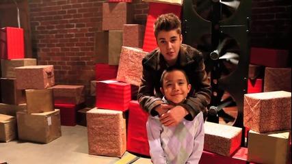 """Justin Bieber Говори За Благотворителната си Фондация """" Believe """""""