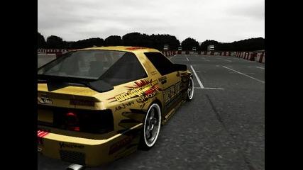 Lay0ut Drift !! [live For Speed]