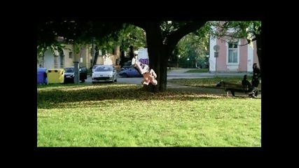 Хо 2010 - Team Tension (parkour & Freerunning)