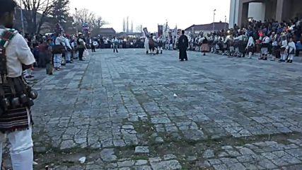 Kukeri Celo Topolcane Kukerlandiq 2018 )sirni Zagovezni )кукери