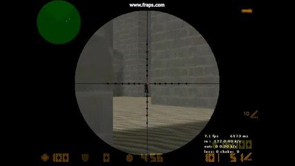Counter Strike - 2 V 1