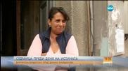 Мария Календерска откровено седмица преди изборите