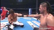 New Japan Pro Wrestling - Wrestle Kingdom 10 Highlights