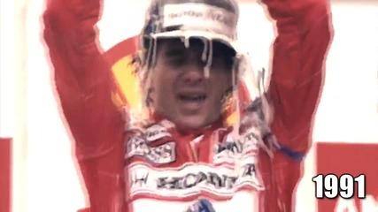 Шампионите във Формула 1.