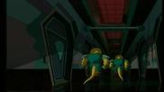 Костенурките Нинджа Костенурки В Космоса Голямата Къща Бг Аудио Dvd Rip Айпи Ентъртеймънт