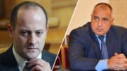 Радан Кънев изригна срещу Борисов: