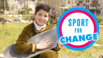 Sport For Change: Skating against social differences