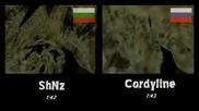 shnz vs Cordyline on bkz junglebhop