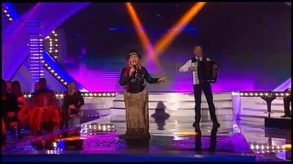 Zorica Brunclik - Ko ce da te voli kao ja (Grand Parada 25.11.2014)