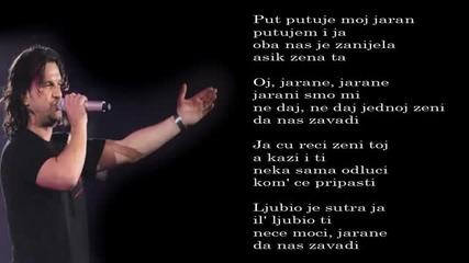 Aca Lukas - Oj jarane, jarane - (Audio - Live 1999)