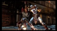 God of War 3 Remastered Bg Kratos vs Hermes