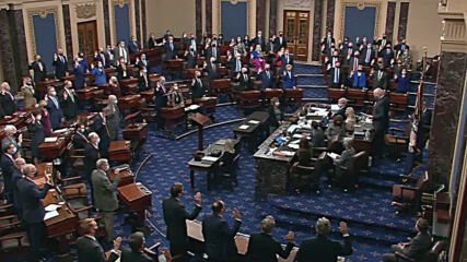 USA: Senators sworn in for second impeachment trial of former President Trump