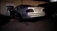 Mercedes Clk 55 Amg W208 V8 Sound