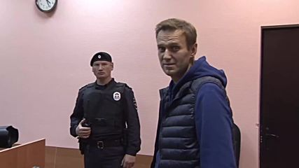 Russia: Navalny receives 20-day sentence for anti-retirement reform rally