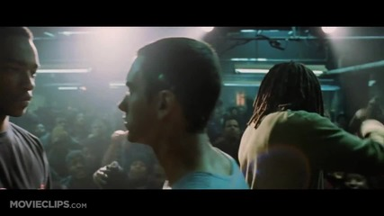 Най - лудата битка от филма 8 Mile! B-rabbit vs. Papa Doc