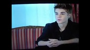 Zeca Camargo entrevista Justin Bieber 'fantastico' 10_06_2012