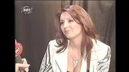 Dragana Mirkovich Toshe Proevski Balkanika - interviuta