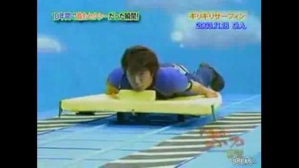 Шантаво японско шоу - не се докосвай до циците