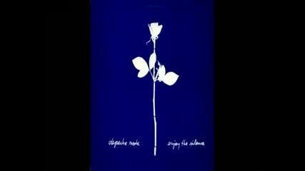 Depeche Mode - Enjoy The Silence първият запис на песента ноември 1989г.