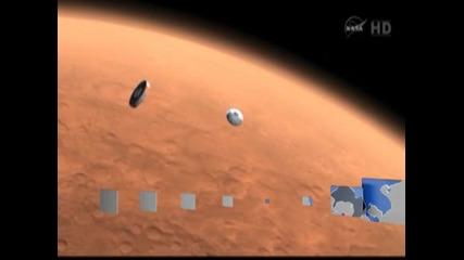 Марсоход на НАСА ще кацне на Марс