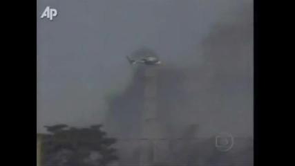Изумителни кадри на Торнадо