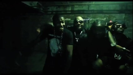 Rick Ross feat. Pill, Meek Mill, Torch and French Montana - Big Bank ( Official Video )