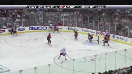 Nhl Best Hockey New York Rangers beat New Jersey
