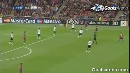 ! * Барселона - Манчестър Юнайтед 3:1 (финал - Шампионска Лига) - 2011 * !